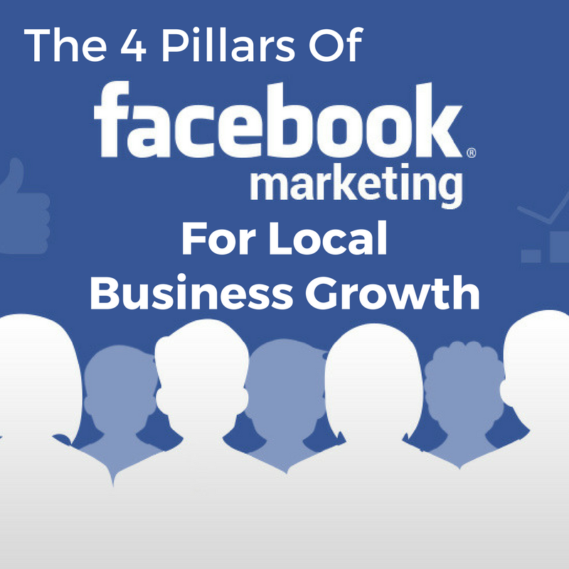 4 Pillars of Facebook Marketing for Local Business Growth