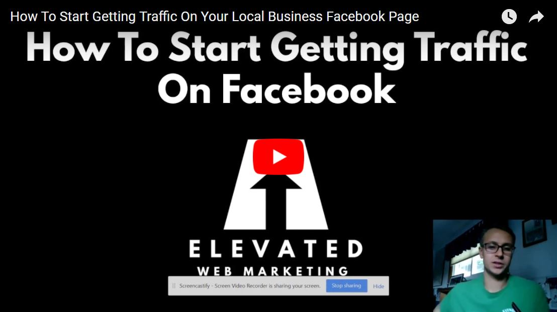 How To Start Getting Traffic On Your Local Business Facebook Page