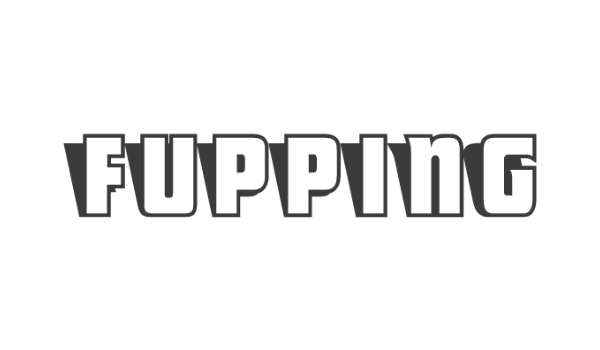 Fupping Logo Grayscale