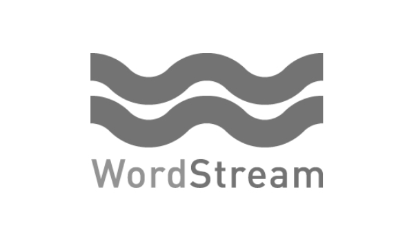 WordStream Logo Grayscale