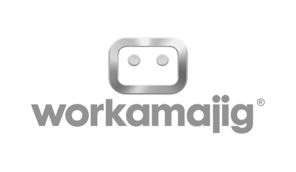 Workamajig Logo Grayscale